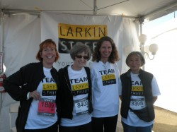 Team Larkin Street at JPMorgan Chase Corporate Challenge